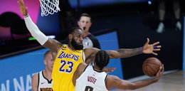 Los Angeles Lakers w finale NBA. Czekali na to dziesięć lat
