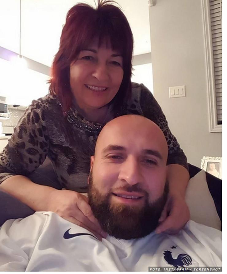Marinkov sin i bivša