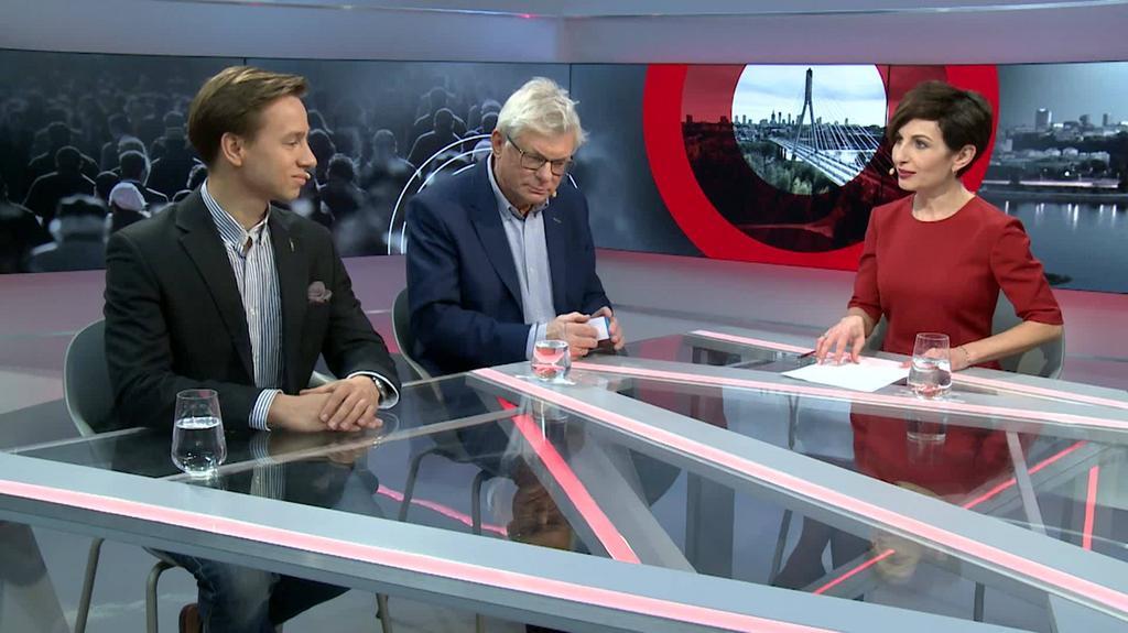 Newsweek Opinie: Krzysztof Bosak, Andrzej Celiński (14.11)