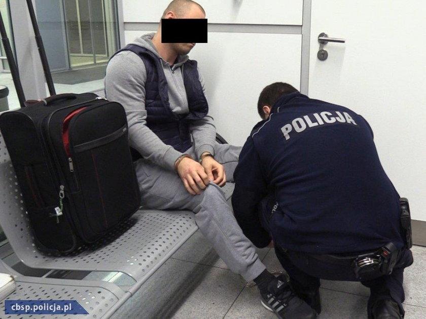 Funkcjonariusze szczecińskiego CBŚP od roku pracują nad sprawą zabójstwa byłego boksera