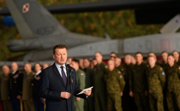 Koniec ery Honkera, początek ery +Mustanga+ w Wojsku Polskim - napisał Mariusz Błaszczak
