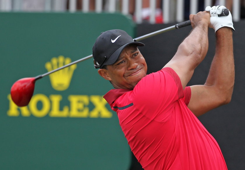 Tiger Woods - golfista