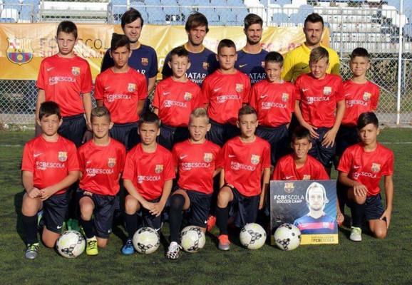Kamp FK Barselona