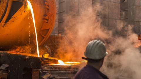 Miedź wzmocniły ostatnie turbulencje, m.in. strajk w największej kopalni na świecie