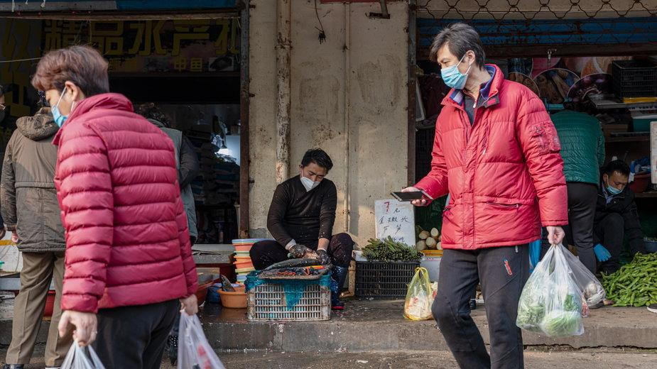 Koronawirus. Chińska wirusolog Li-Meng Yan: wirus nie pojawił się na targu w Wuhan
