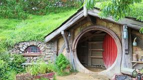 To miała być zwykła stodoła, ale budynek wygląda jak domek hobbita