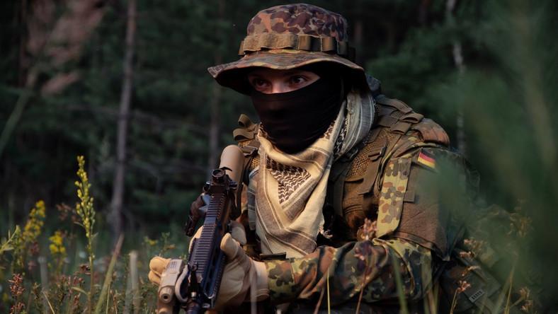 Niemcy wydadzą więcej pieniądzy na wojsko