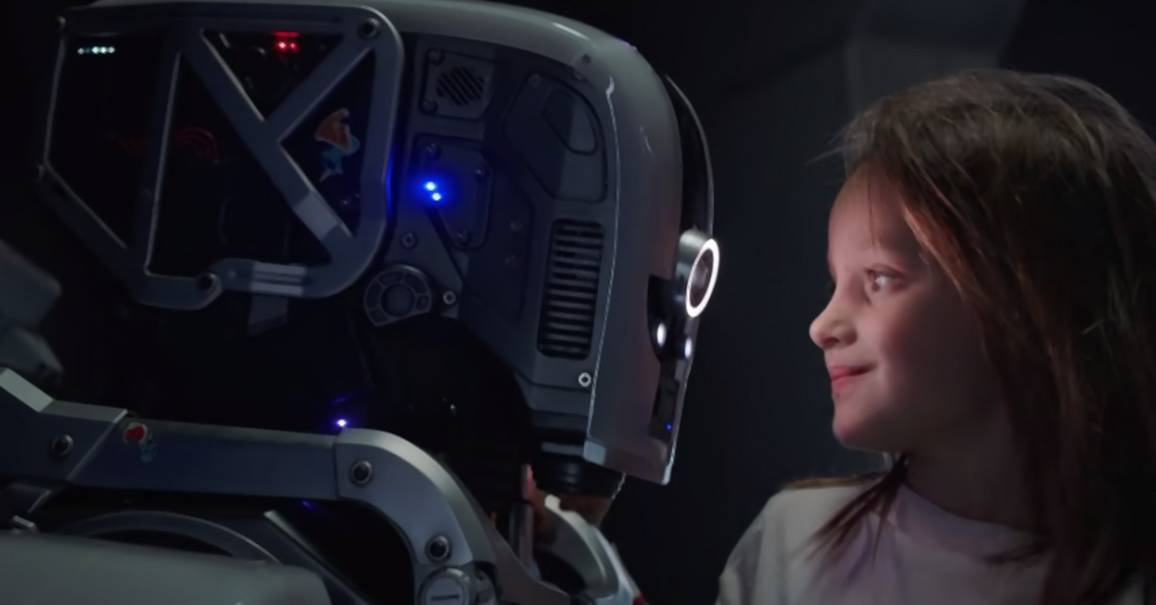 """""""I Am Mother"""": Was passiert, wenn ein Roboter ein Kind großzieht?"""