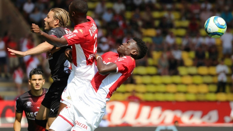 The referee threatened to stop the game in Monaco after fans insulted the league