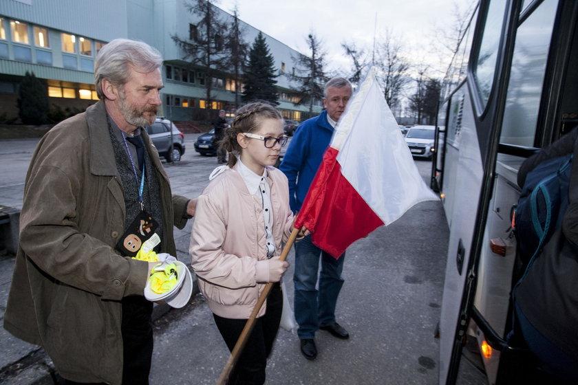Kobiety z Krupińskiego jadą do stolicy