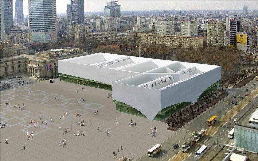 Projekt centrum