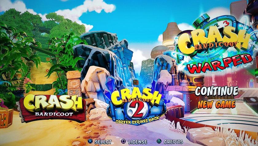 Odświeżone przygody Crasha! Graliśmy jako pierwsi na świecie!