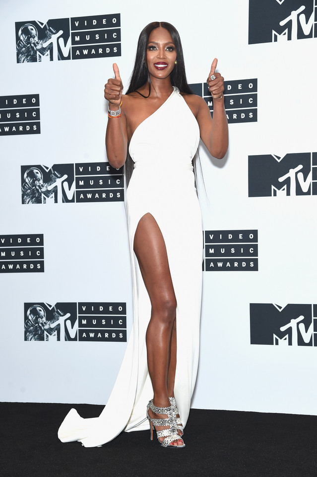 MTV Video Music Awards 2016: Naomi Campbell