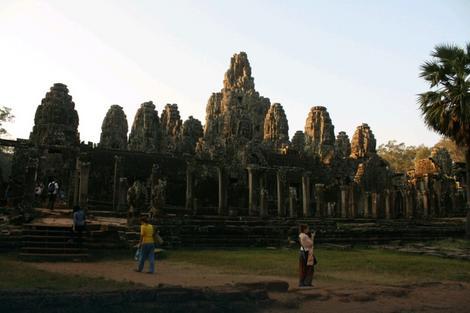 Kambodžanska atrakcija Angkor Vat