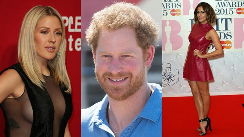 Z kim romansował książę Harry?