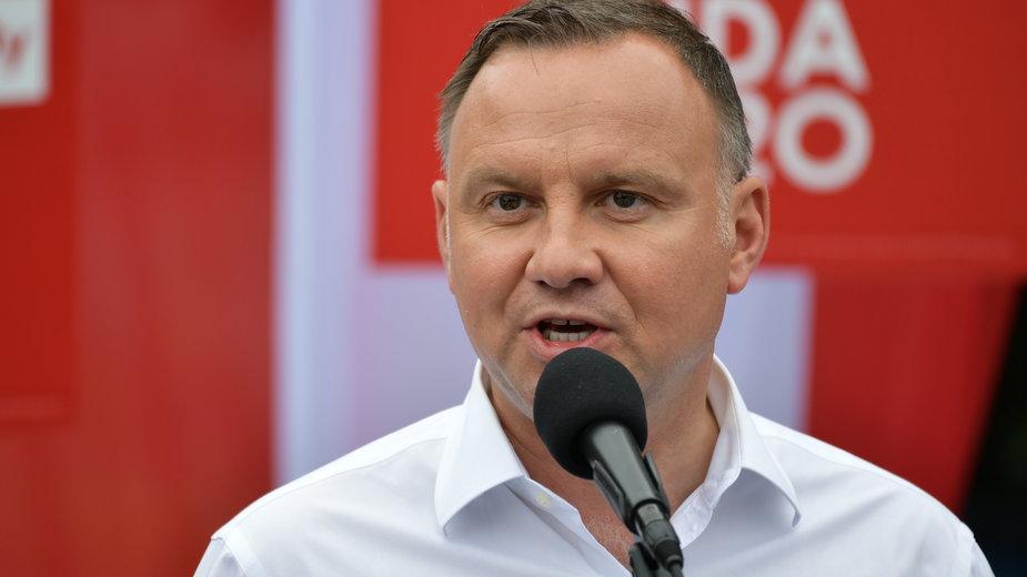 Andrzej Duda. Życie prywatne. Rodzina i wykształcenie [WYBORY 2020]