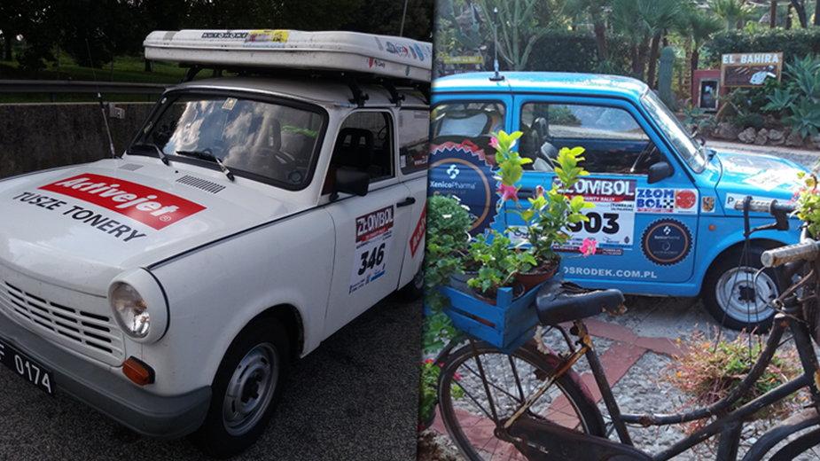 Maluch czy trabant - jakim klasykiem na wakacje we dwoje?