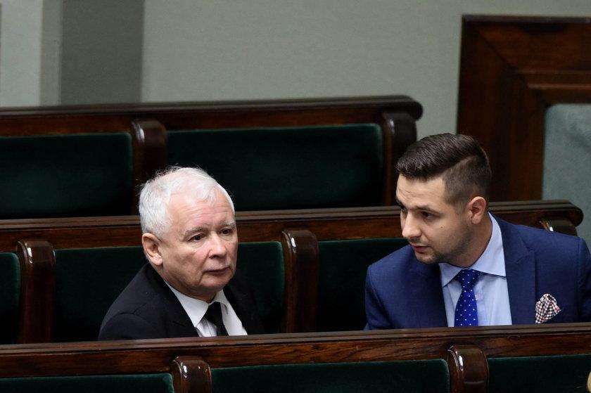 Jarosław Kaczyński o Patryku Jakim