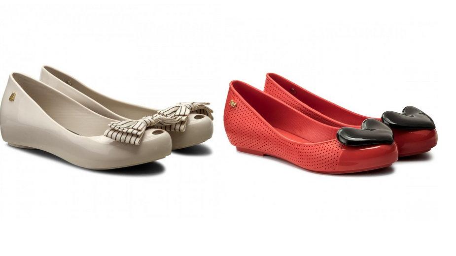 Gumowe buty na lato