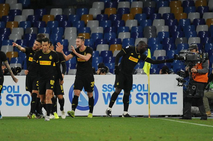 FK Napoli - FK Inter