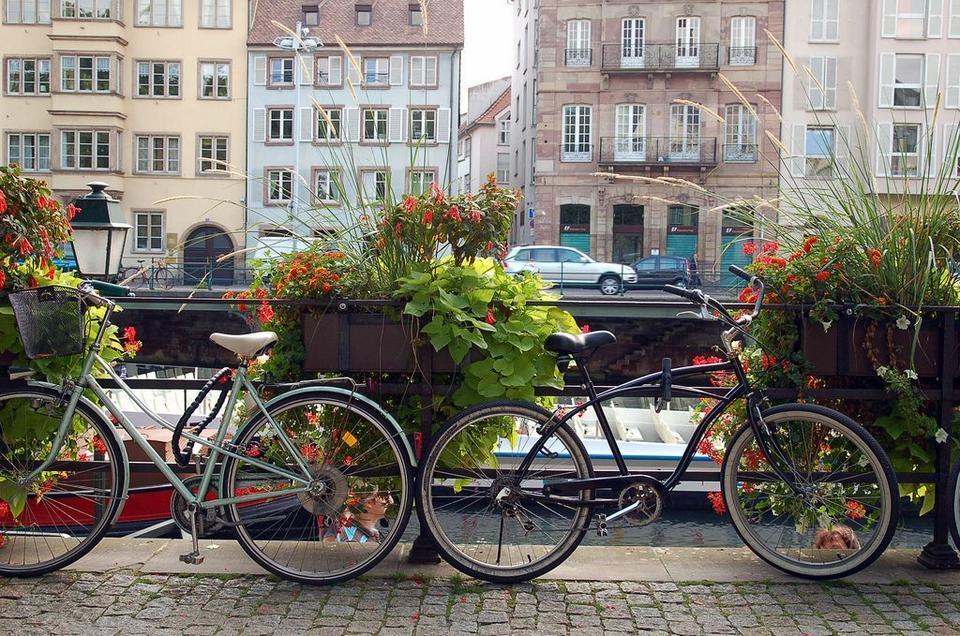 4. Strasburg, Francja