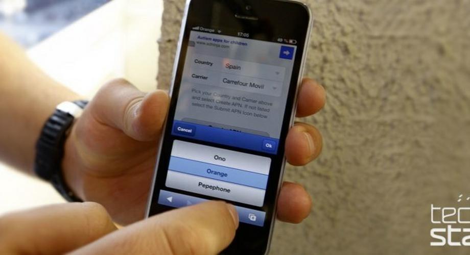iPhone & Auslands-Prepaid-SIM: APN-Einstellung ändern