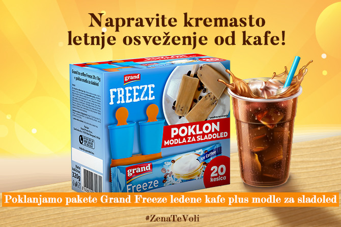 Grand Freeze ledena kafa