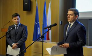 Dworczyk: Obecnie nie ma potrzeby powołania komisji śledczej ws. śmigłowców