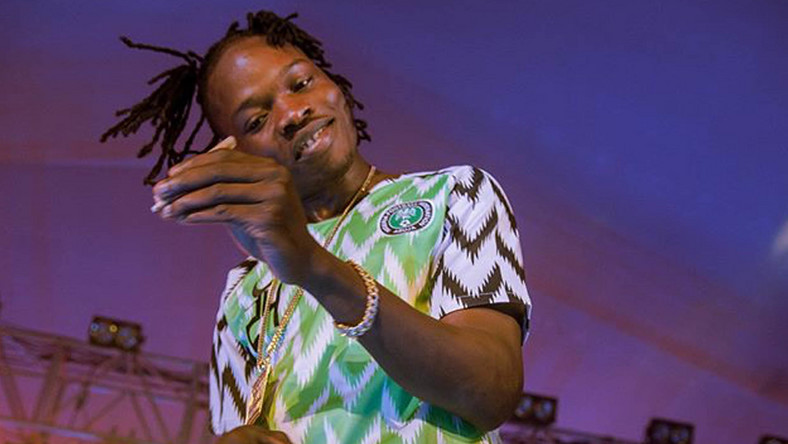 Naira Marley announces a collaboration with Burna Boy on Twitter. (Guardian)