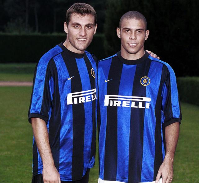 Kristijan Vijeri i Pravi Ronaldo u dresu Intera iz Milana