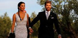 Piłkarz Realu ożenił się z kobietą starszą o 8 lat. Zobacz, kto przyszedł na ich ślub