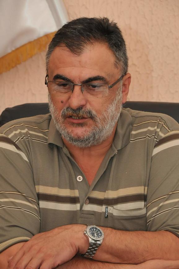 Predsednik opštine Aleksinac, Nenad Stanković