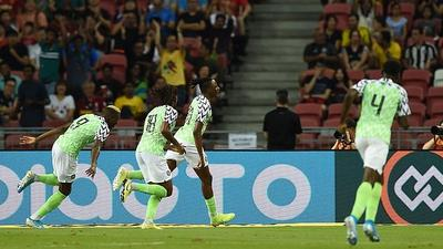 Nigeria 1 Vs 1 Brazil: 5 things we learnt from Super Eagles friendly