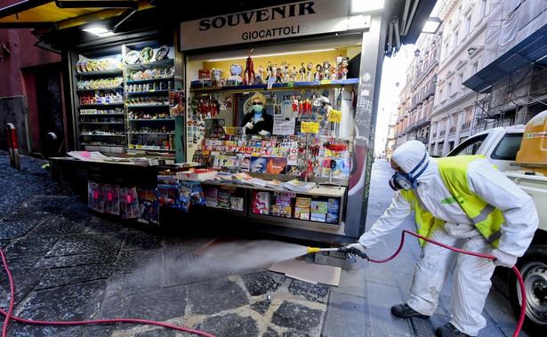 Obecny bilans koronawirusa we Włoszech to prawie 3 tysiące zmarłych i ponad 35 tysięcy przypadków zakażeń.