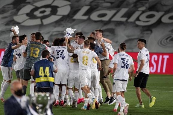 GEST FUDBALERA REALA ZA DIVLJENJE Ramos predložio, Jović i ostali se složili - igrači se odrekli pravog BOGATSTVA!