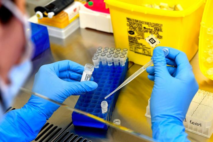 koronavirus laboratorija
