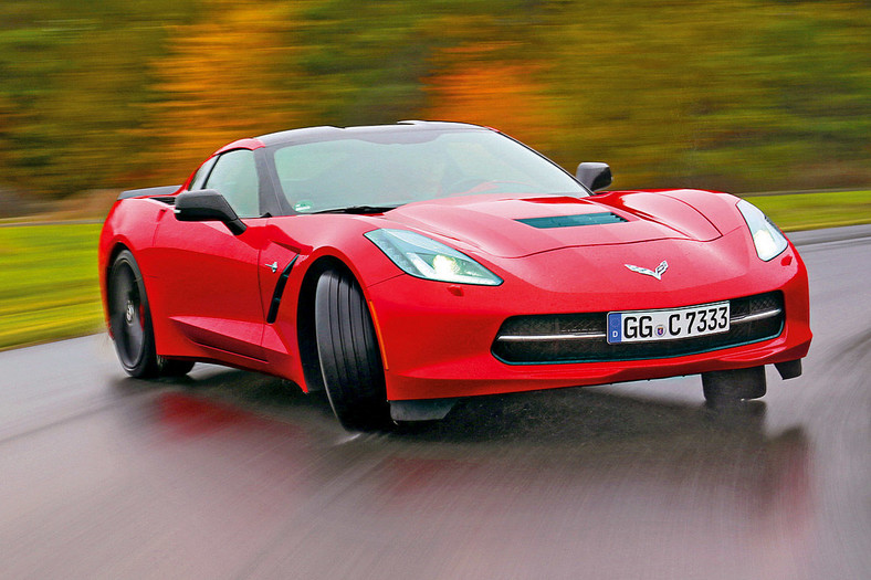 65 – Corvette Stingray C7 (2013-19)