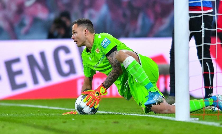 Rafał Gikiewicz został bramkarzem FC Augsburg