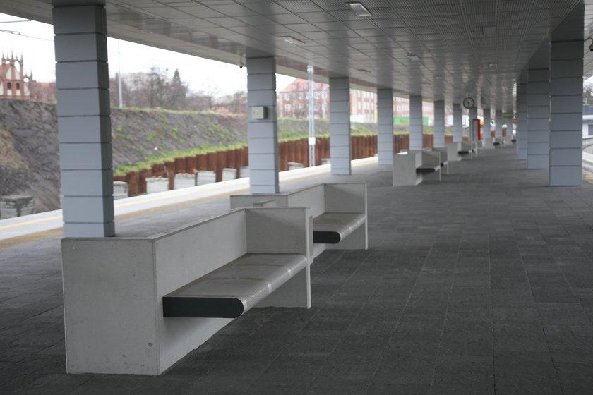Przystanek SKM Gdańsk Śródmieście
