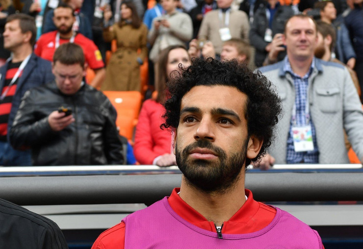 Miljenik Egipta, a i svetske fudbalske javnosti: Mohamed Salas