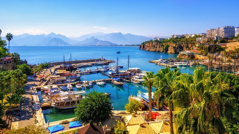 Nietrudno zakochać się w Turcji