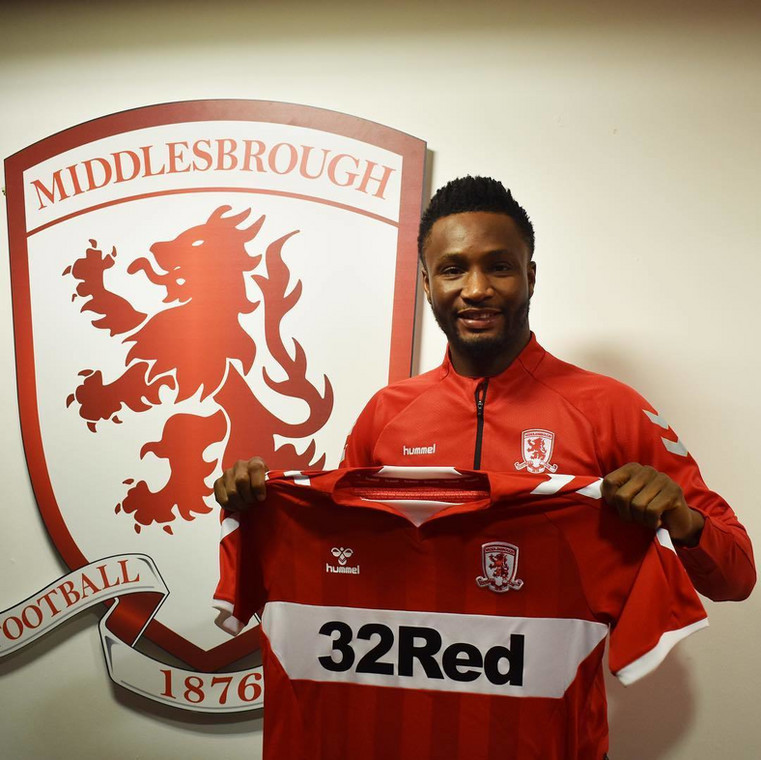 Mikel Obi makes EFL Championship Team of the Week for