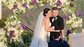 Nick Carter z Backstreet Boys ożenił się!