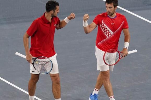SENZACIJA na Olimpijskim igrama kakva nije viđena još od 1908. godine, a u glavnoj ulozi Hrvati! SRBIJA SANJA TO ISTO od Novaka Đokovića!