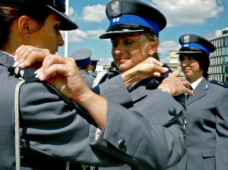 Najpiękniejsze kobiety pracujące w policji