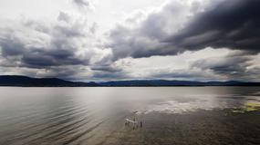 To jezioro czy ściana? Zobacz zdjęcie, które podzieliło internet