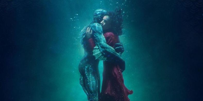 """Kadr z filmu """"Kształt wody"""""""
