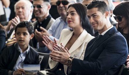 Ronaldo znów został ojcem! Skandal obyczajowy