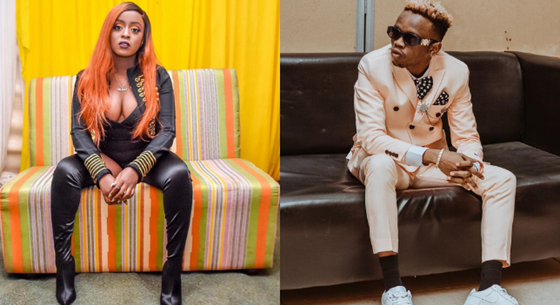 Nadia Mukami teams up with Tanzanias Marioo for 'JIPE' and its a big tune