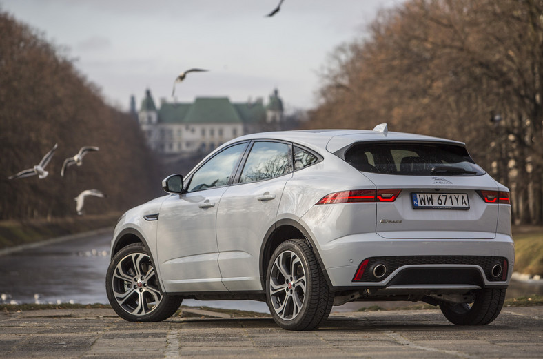 Jaguar E-Pace 2.0 P250 AWD First Edition